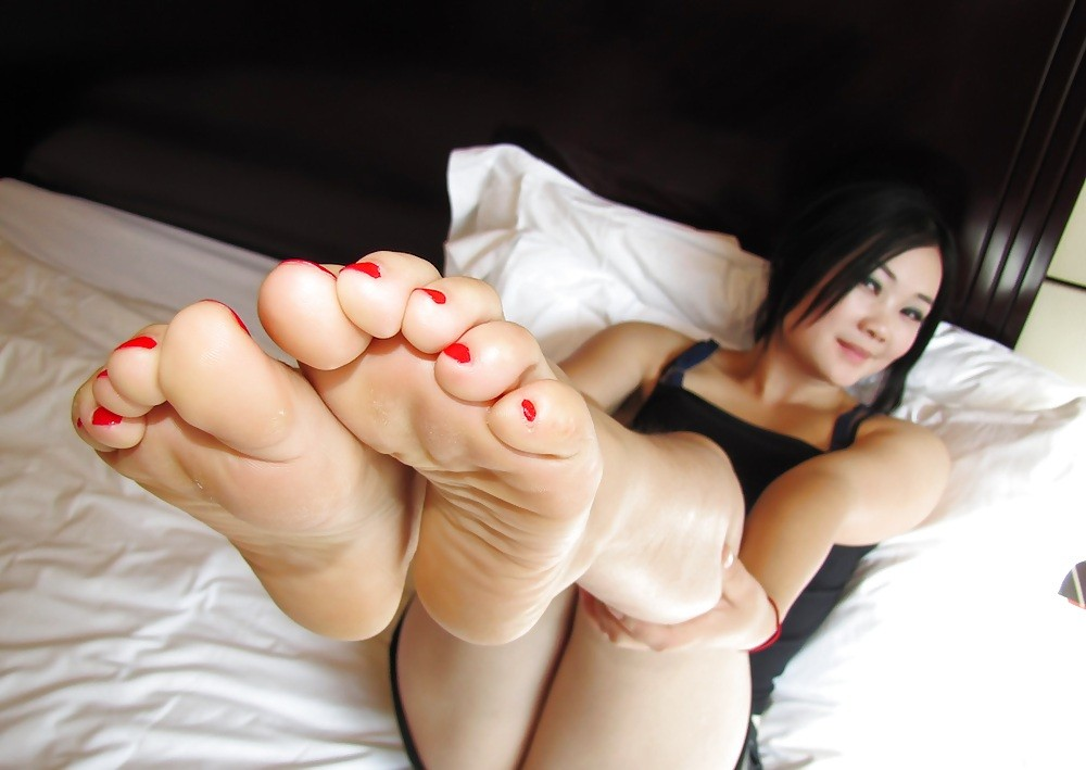 chinese feet and soles.. - PornHugo