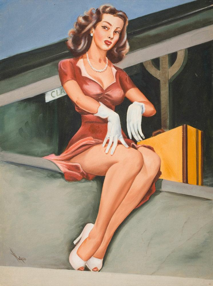 """American illustrators (20th.."