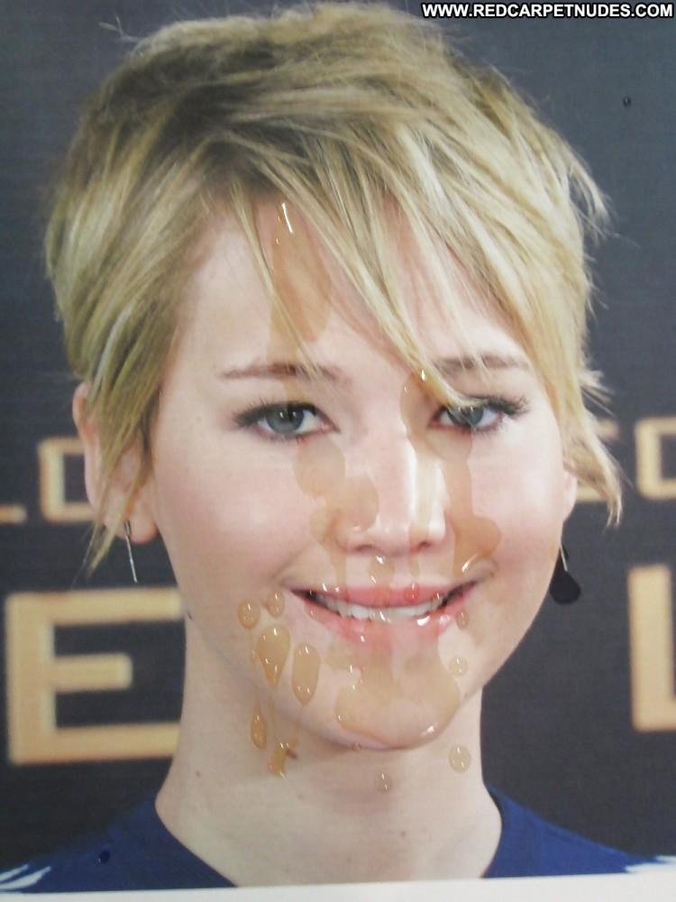 Jennifer lawrence jizz flow - Red-hot..