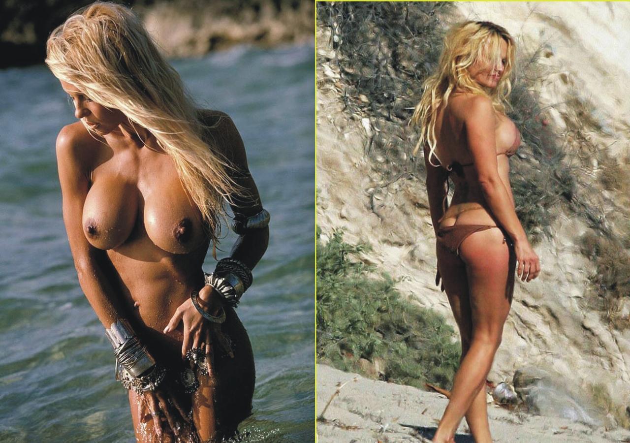 Pamela reif nackt