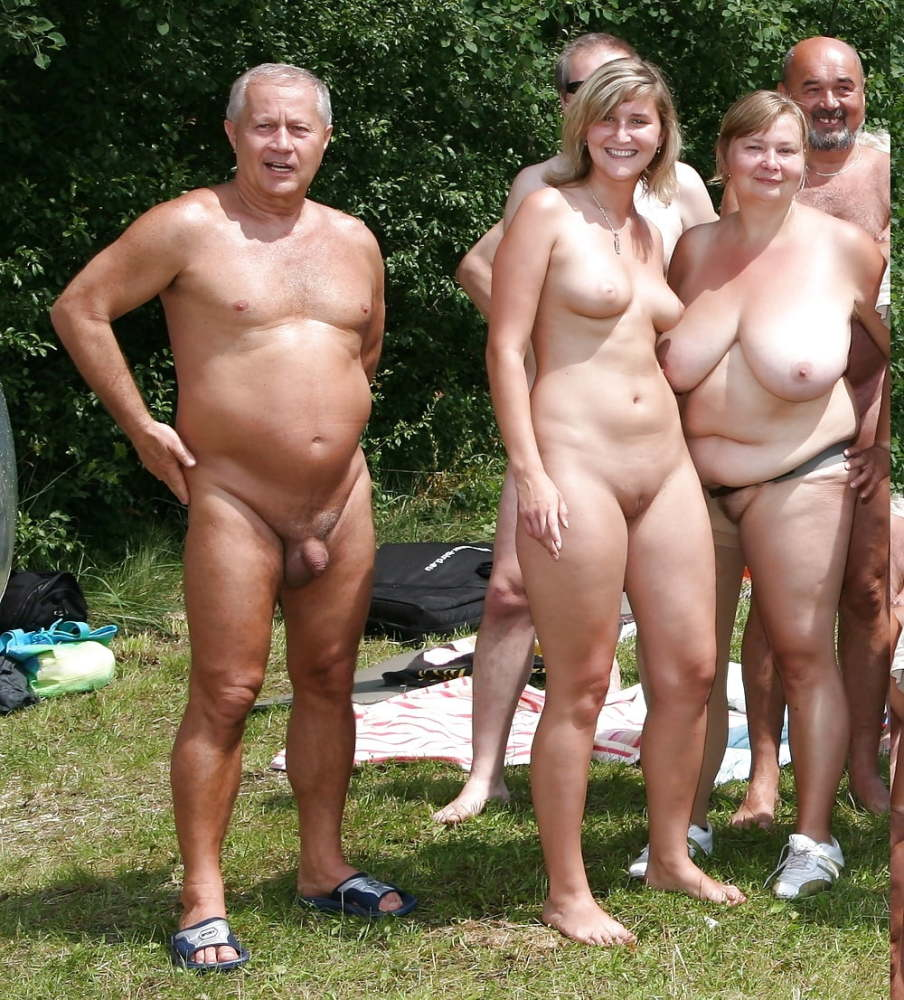 """Witness and Save As """"nudist camp.."""