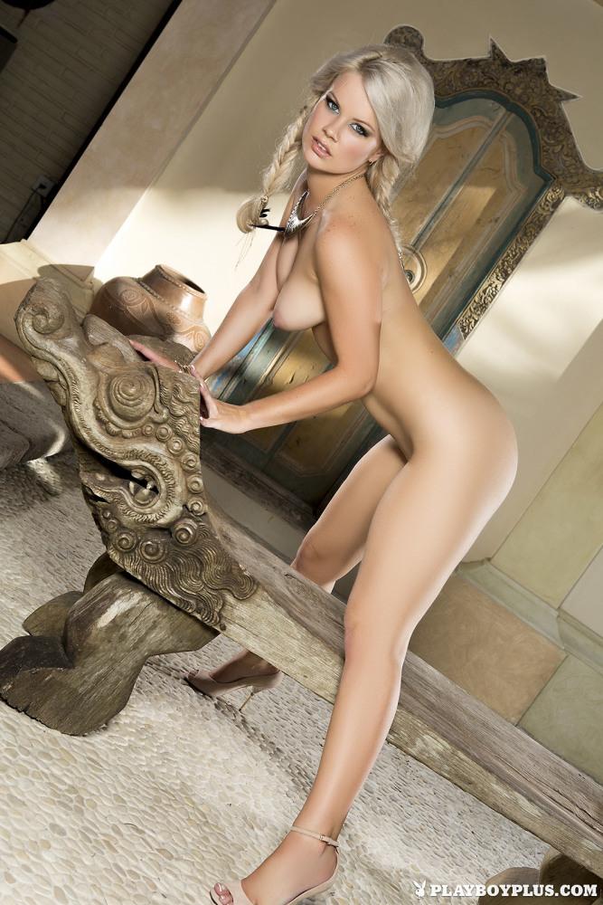 Alana Wolfe Innate Platinum-blonde..