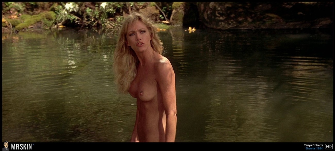Naked - Pictures of Tanya Roberts..