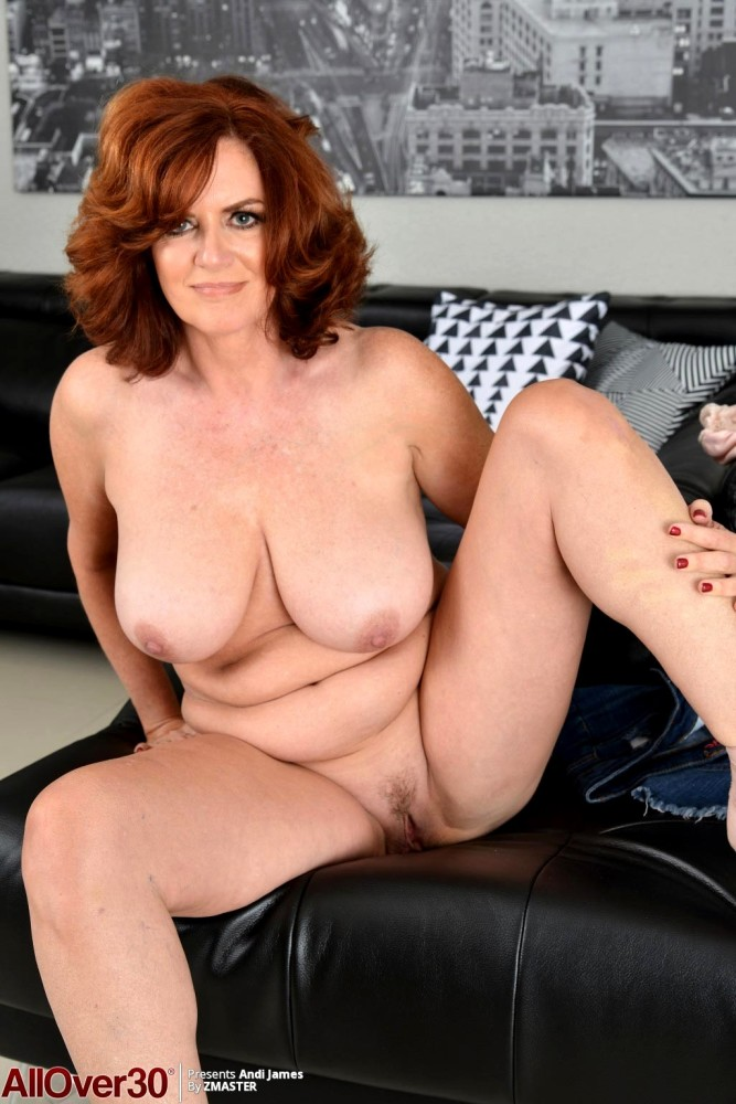 Orgy HD MOBILE  All Over 30 Andi James..