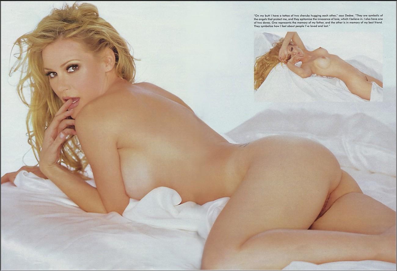 Dedee Pfeiffer Nude. Little girl Porno..