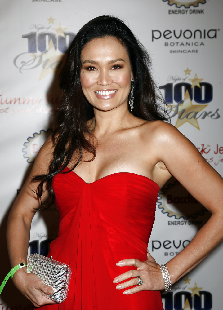 Tia Carrere Ultimate Naked Bevy 391..