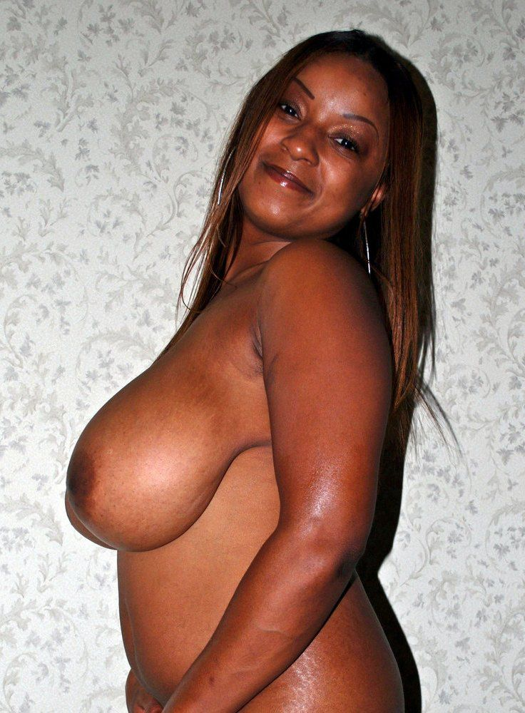 Ebony ex-wife, cougar with huge milk..