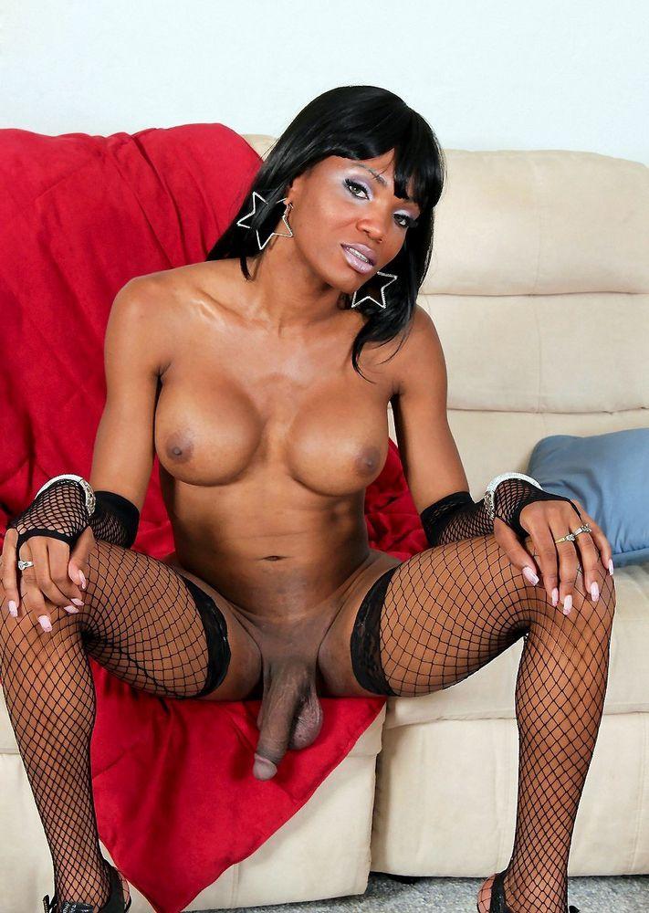 Erotic ebony t-girls standing  schlongs