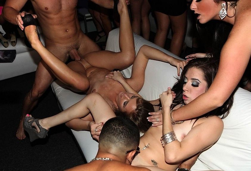Steamy vip orgy orgies with sexiest..